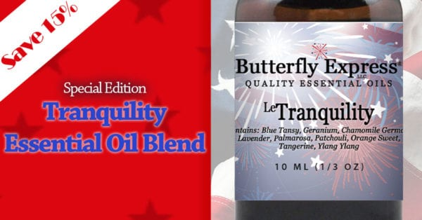 Tranquility Essential Oil Special Edition