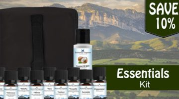 Special on Essentials Kit from Butterfly Essential Oils