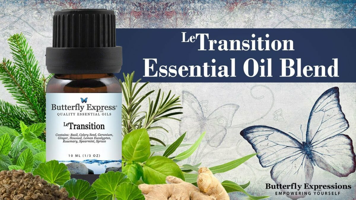 Transition Essential Oil Blend