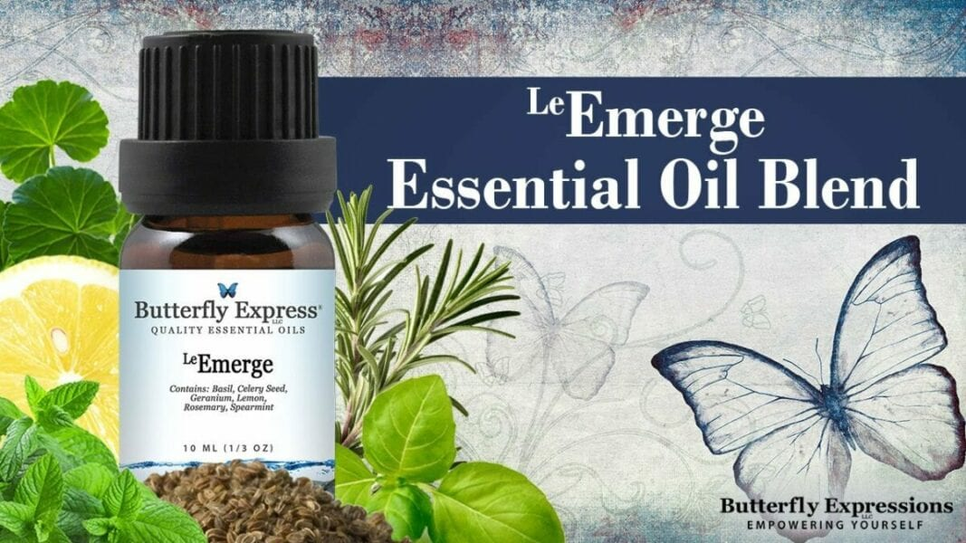 LeEmerge Essential Oil Blend