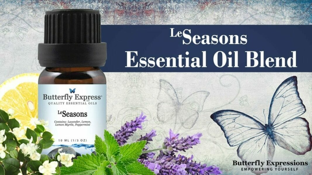 LeSeasons Essential Oil Blend