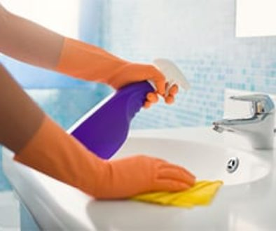 Obsessive Compulsive Cleaning