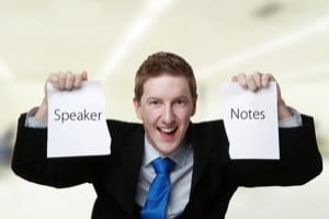 Speak Without Notes